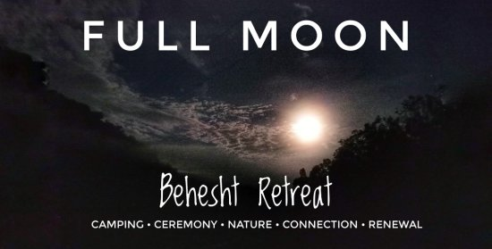Full Moon Camping Autumn/Winter 2021